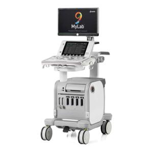 Produktbild MyLab9: Ultra-Performance Ultraschall System